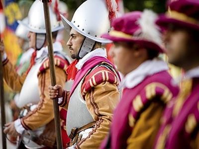 Rundreise Malta Soldaten