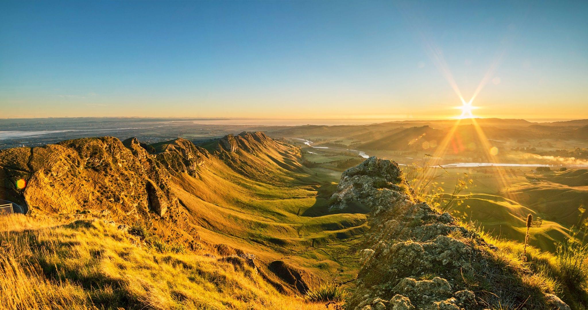 Rundreise Neuseeland - Das Land der langen weißen Wolke