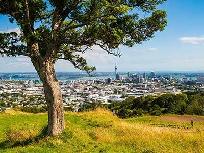 Rundreise Neuseeland Auckland