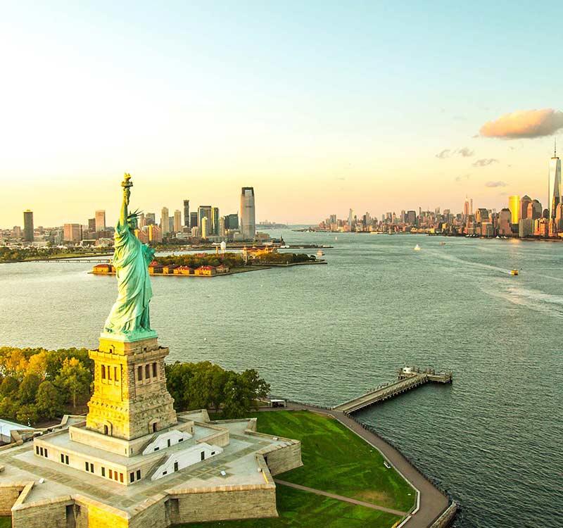 Städtereise New York Freiheitsstatue