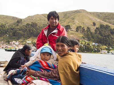 Rundreise Bolivien La Paz