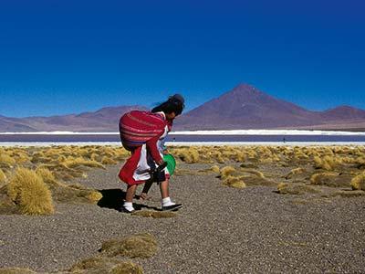 Rundreise Bolivien Titcacasee