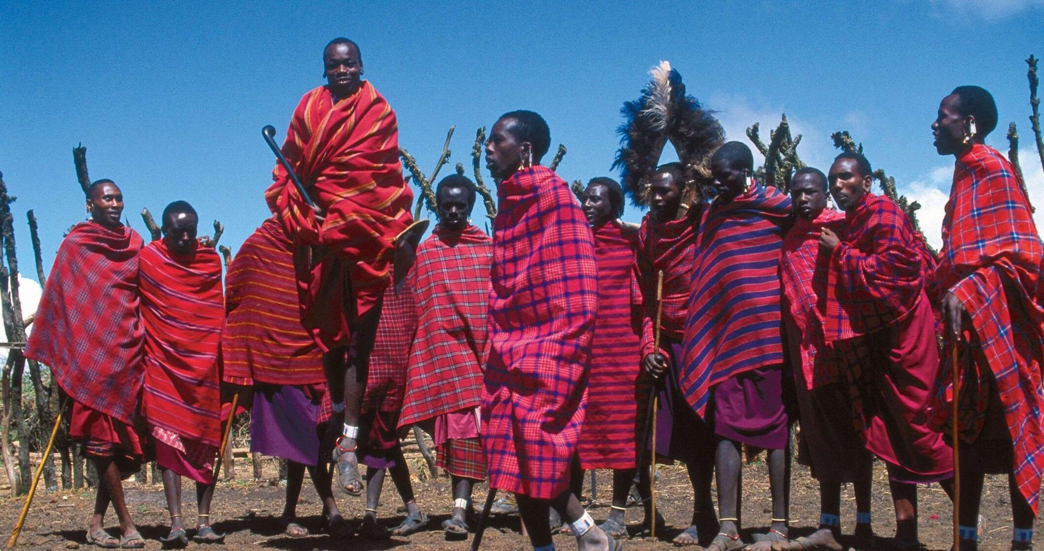 Kenia – Massai und Masai Mara
