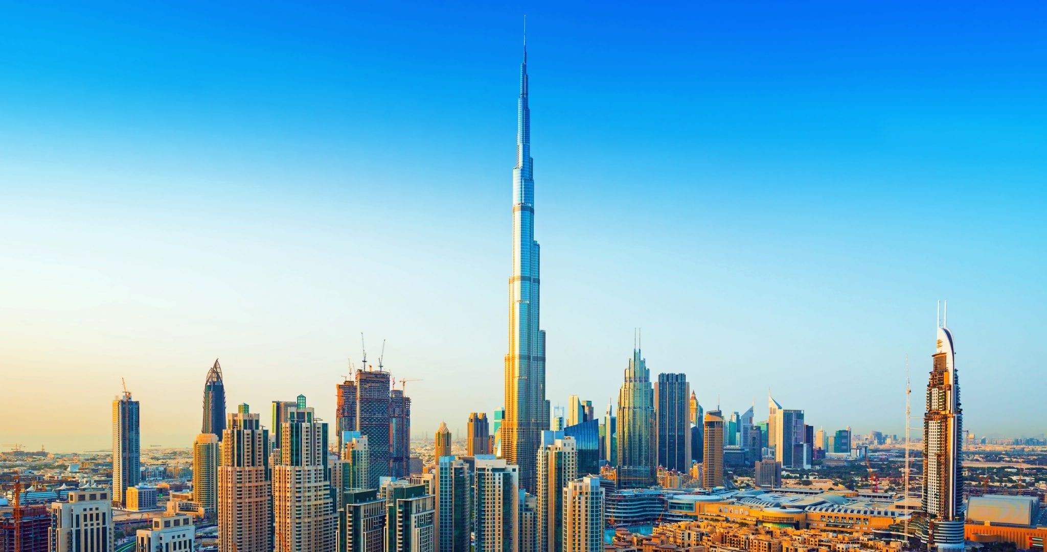 Vereinigte Arabische Emirate – Übermorgenland