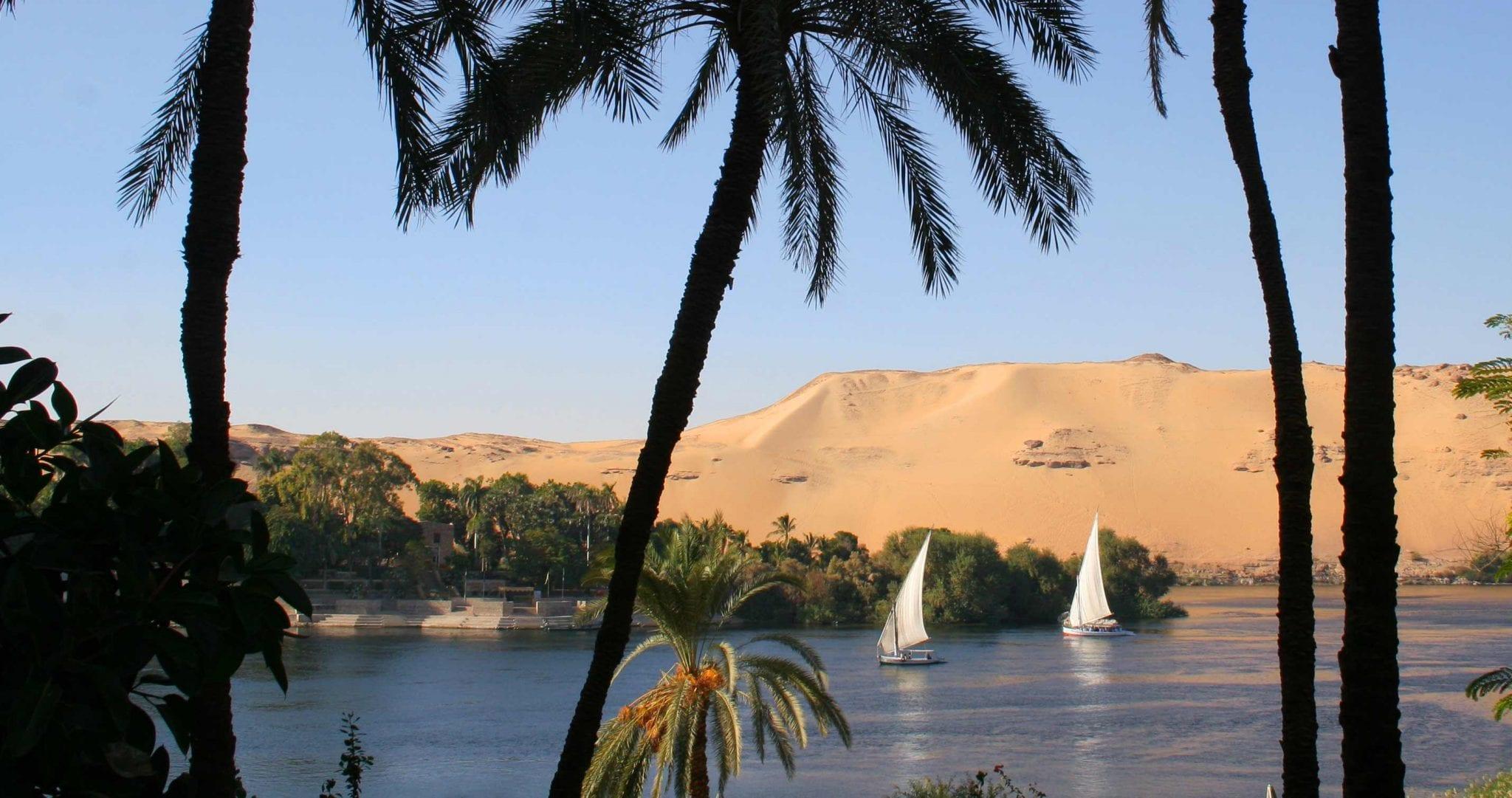Ägypten – Pyramiden, Tempel und Meer