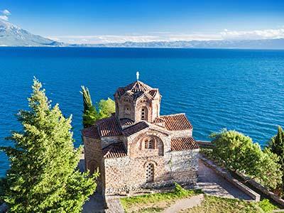 Rundreise Albanien Ohrid