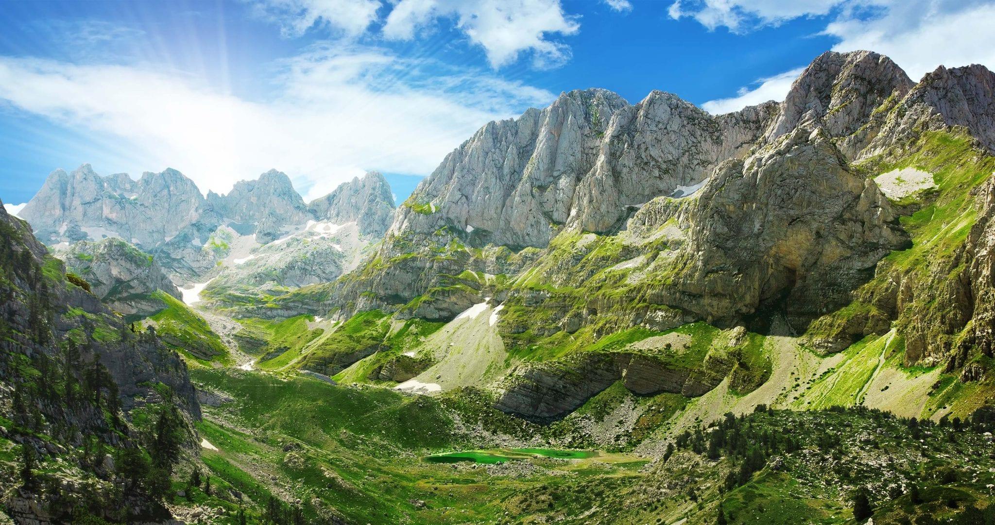 Albanien – Balkan pur