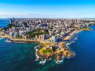 Rundreise Brasilien Salvador de Bahia