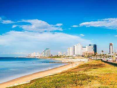 Rundreise Israel Tel Aviv