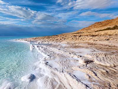 Rundreise Israel Totes Meer