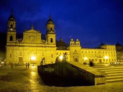 Rundreise Kolumbien Bogota