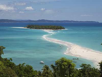 Rundreise Madagaskar Nosy Iranja Strand