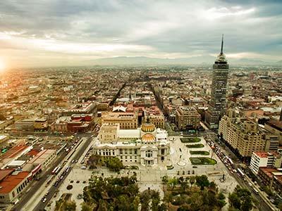Rundreise Mexiko - Mexico Stadt