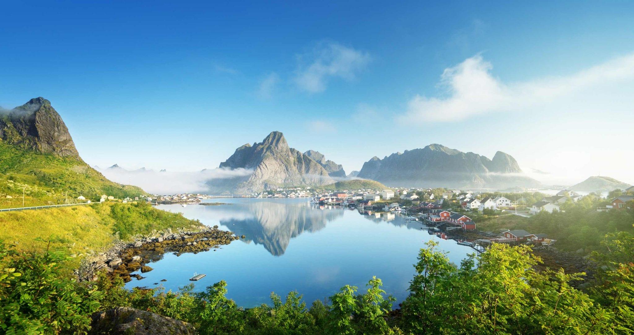 Norwegen für Naturliebhaber