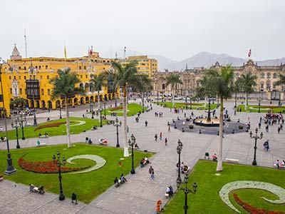 Rundreise Peru Lima