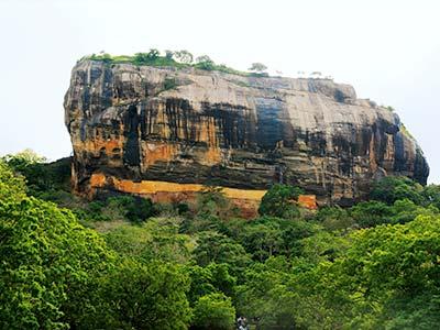 Sri Lanka Rundreise Sigiriya Festung