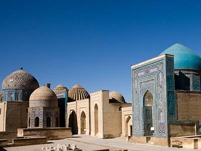 Rundreise Usbekistan Samarkant