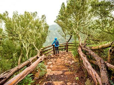 Wandern Kanaren la Gomera