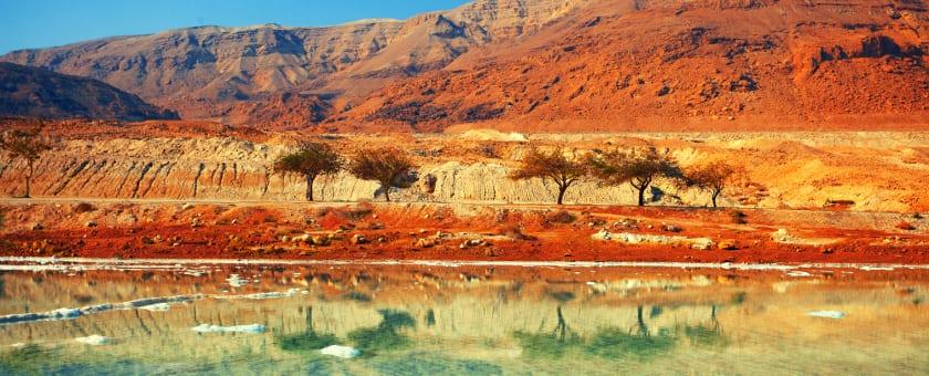 Dr. Tigges Themenjahr Israel und Jordanien Studienreise