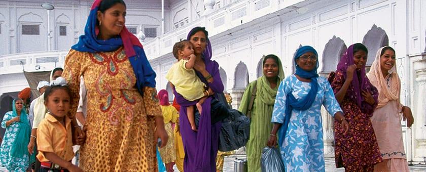 Dr. Tigges Themenjahr Indien Studienreise