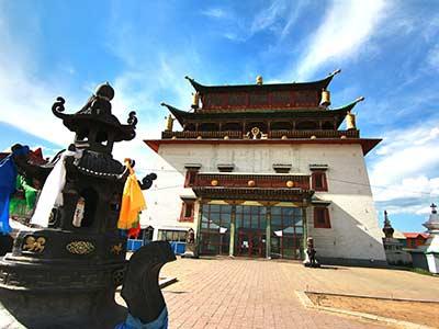 Mongolei Ulaanbaatar
