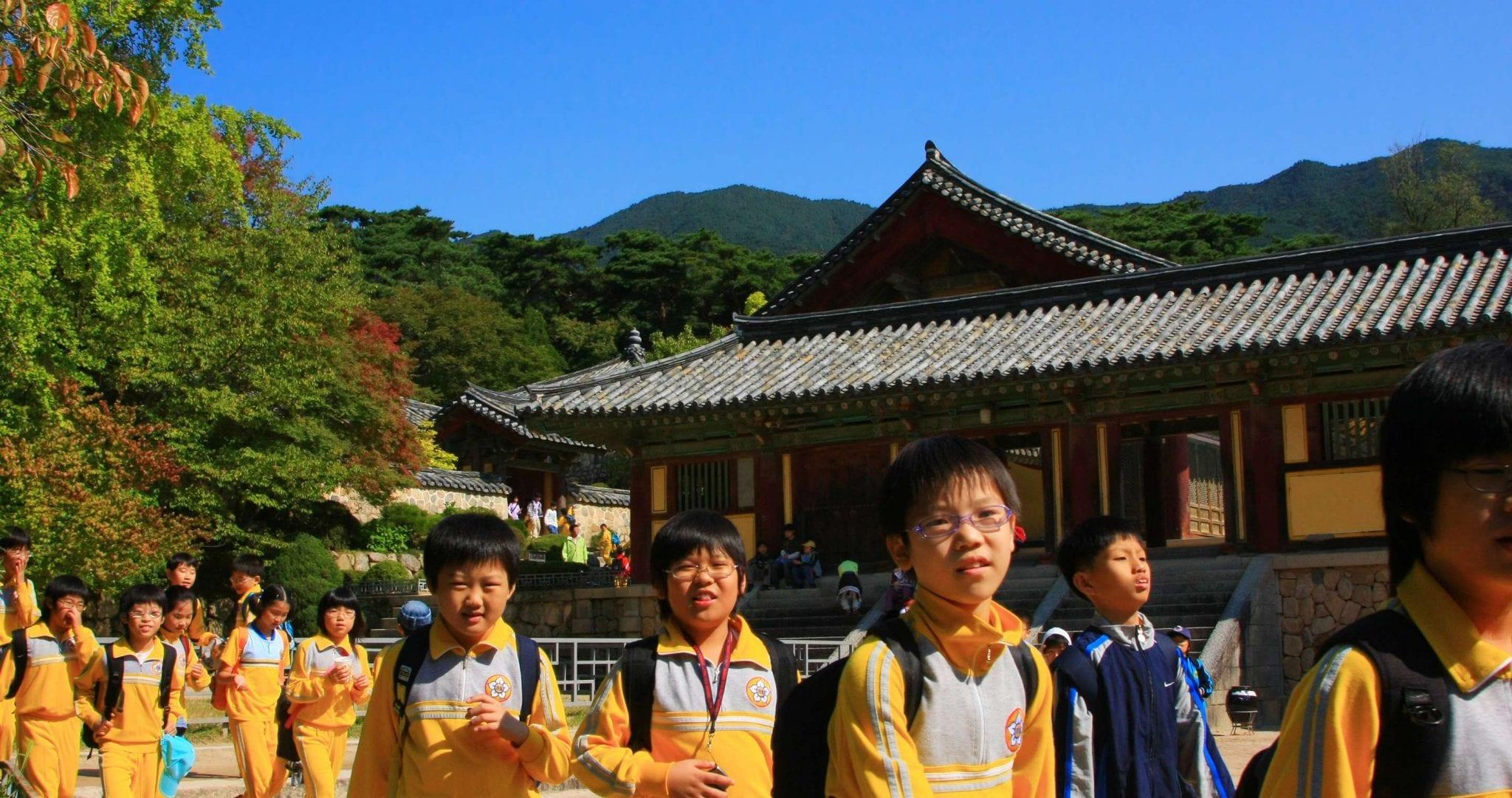 Südkorea – Im Land der Morgenstille