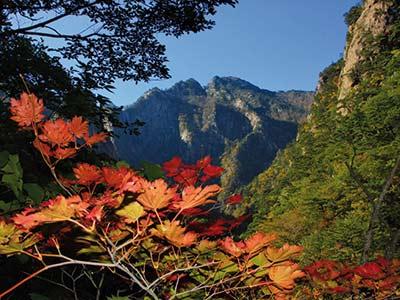 Südkorea Nationalpark