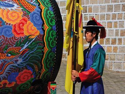 Südkorea Kabuki