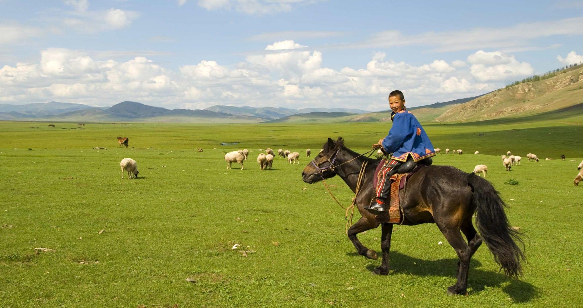 Mongolei – das zeitlose Nomadenland