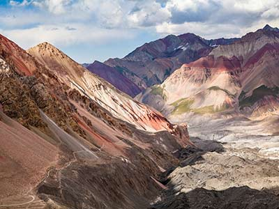 Tadschikistan Pamir Gebirge