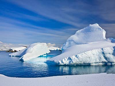 Groenland Eisberg