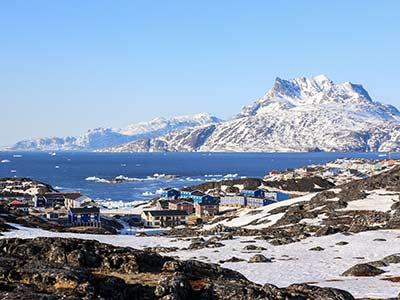 Grönland Nuuk