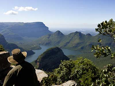 Rundreise Südafrika Blyde River Canyon
