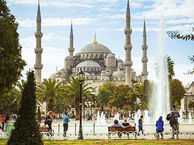 Rundreise Türkei Istanbul Haghia Sophia