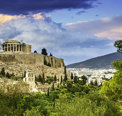 Unsere Studienreise Höhepunkte der klassischen Antike jetzt zu günstigerem Preis buchen