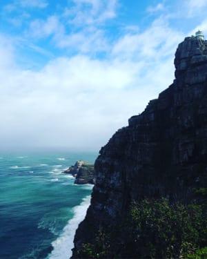 Bucht am Kap der Guten Hoffnung
