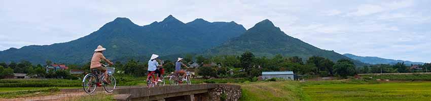 Fahrrad Vietnam
