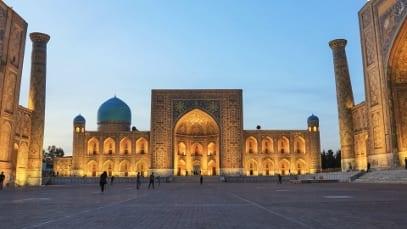 Gebeco Usbekistan Angebot