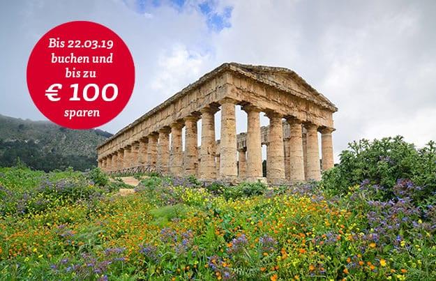 Sizilien-Reise im Angebot