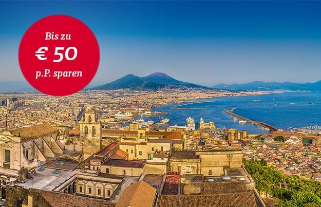 Golf von Neapel preireduziert