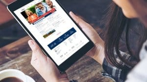 Gebeco-Reisen online buchen