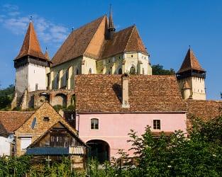 Chateau in Rumänien