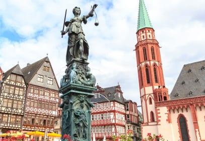 Römer in Frankfurt, Hessen
