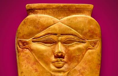 Pharaonen Gold Ausstellung in der Völklinger Hütte