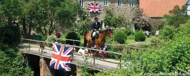 British Weekend in Remeringhausen