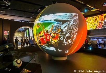 Deutsches Fussballmuseum in Dortmund