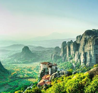 Gruppenreise Griechenland
