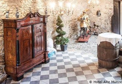 Hotel Alte Münze in Goslar
