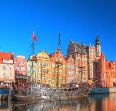 Gruppenreise Polen