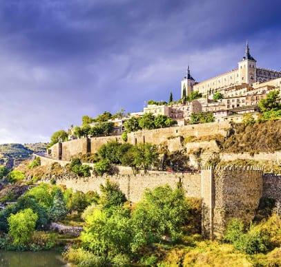 Gruppenreise Spanien